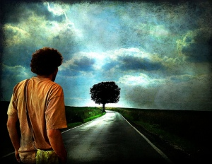 hitch hiking spirituality